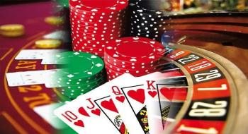 casinospel - roulette - poker